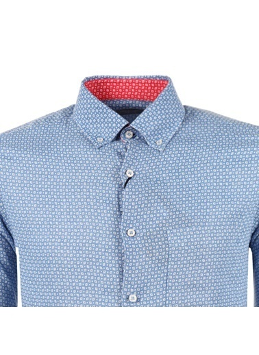 Paul Smith Blue Gömlek Renkli